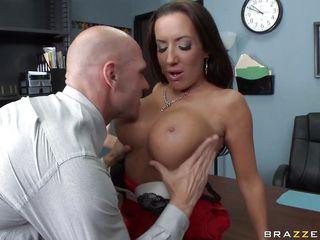 Порно офис госпожа