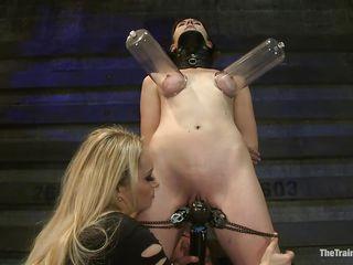 Госпожа раб и рабыня порно