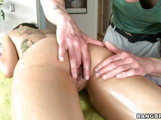 Порно массаж дрочит