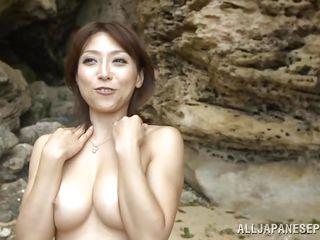 Трансы на пляже