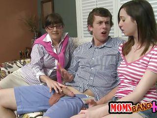 Мамаши и госпожа порно