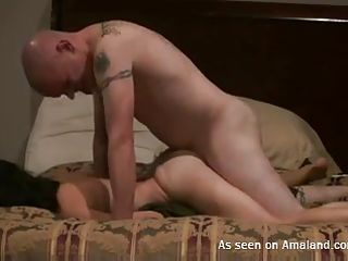 Реальный домашний любительский секс