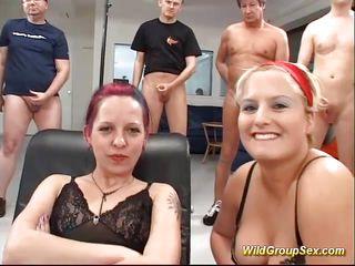 Онлайн порно первое двойное проникновение