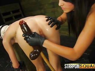 Госпожа бондаж секс