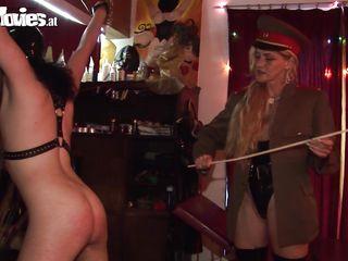 Порно госпожа немка