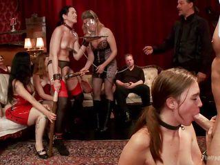 Клубные секс вечеринки