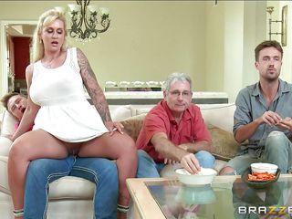 Домашние порно онлайн мама