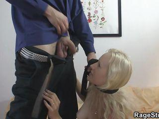 Грубый секс возбуждает