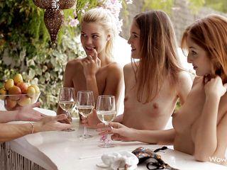 Пышные красивые девушки порно