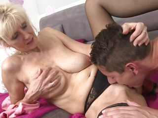 Порно немецкое пожилые женщины