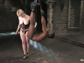 Порно русское госпожа и раб с рабыней