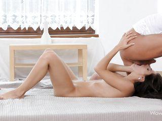 Порно красивый лобок