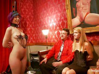 Секс пары перед вебкамерой