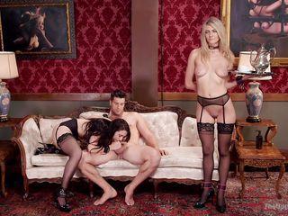 Секс видео анальный и вагинальный