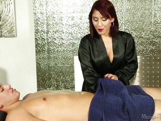 Двойное проникновение массаж