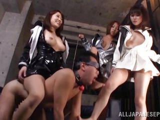 Секс отлиз раб и госпожа
