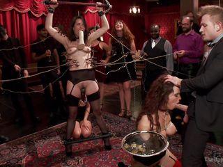 Закрытые секс вечеринки