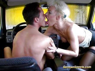 Немецкое порно унижение