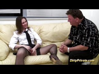 Порно кастинг брюнеток