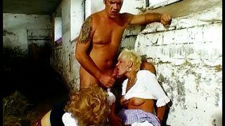 Порно видео минет кастинг
