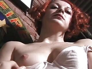 Отшлепал девушку порно