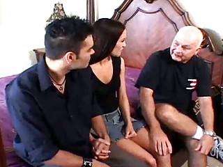 Порно со старыми шлюхами
