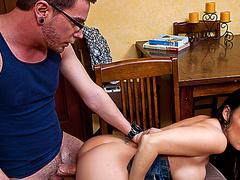 Кроссдрессинг страпон порно