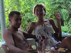 Порно видео лесби страпон