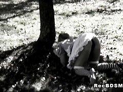 Латекс раб видео
