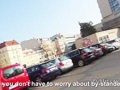 Секс порно русское на публике