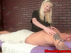Ретро порно массажистка