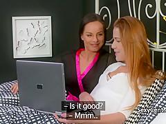 Русские подружки лесбиянки