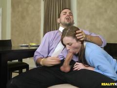Порно порвали целку и кончили