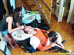Пьяный секс групповой домашнее порно