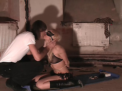 Порно видео секса трахнули пьяную зрелую