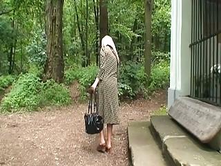 Кунилингус старушке