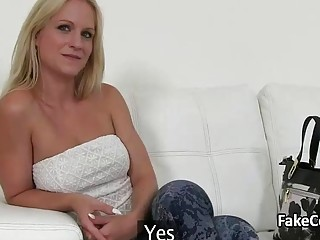 Секс кастинг толстушек