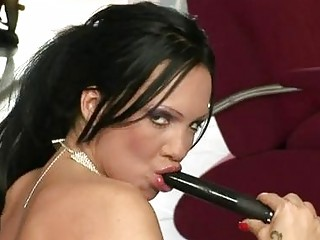 Секс с секс игрушками в онлайн контакте